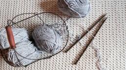 dywan ze sznurka dwustronny rękodzieło bawełna