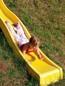zjeżdżalnia dla dzieci Siedlisko na Wygonie