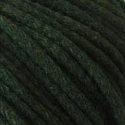 sznurek bawełniany zieleń butelkowa