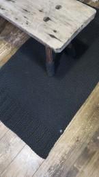 chodnik dywan ze sznurka ręcznie dziergany