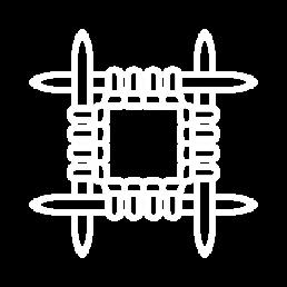 dzierganie na drutach rękodzieło